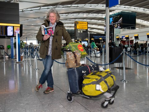 The Grand Tour's James May ditches Jeremy Clarkson and Richard Hammond to go solo in Japan for new Amazon series
