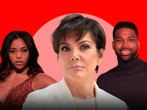 Kris Jenner breaks silence over Jordyn Woods and Tristan Thompson kiss scandal: 'I pray about it'