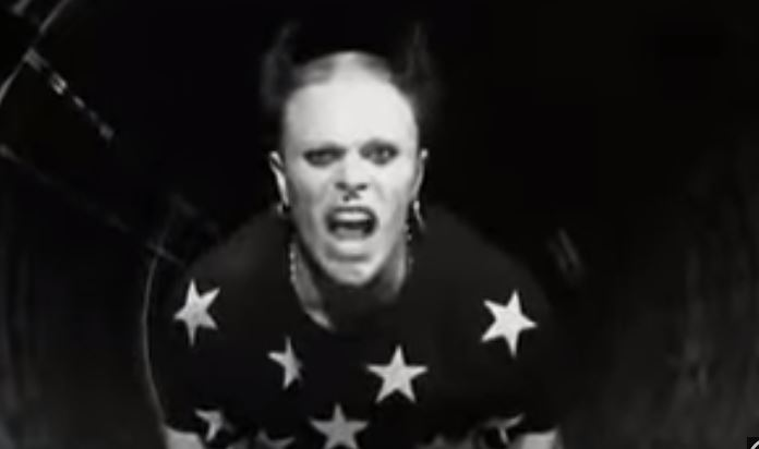 The Prodigy's Firestarter video was shot in black and white because they couldn't afford to film in colour