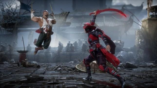 Mortal Kombat 11 - Baraka is back, amongst others