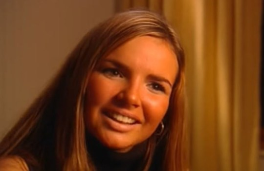 Nadine Coyle on Popstars