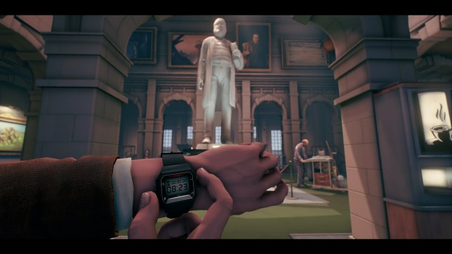 The Occupation (PS4) - return to the era of the digital watch