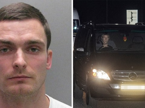 Paedophile ex-footballer Adam Johnson 'picked up from prison' by dad in middle of night