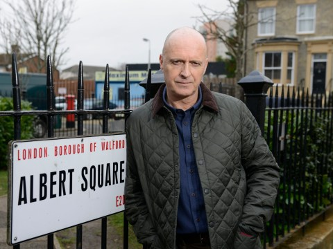 Who did actor Paul Usher play in Brookside as he makes his EastEnders debut?