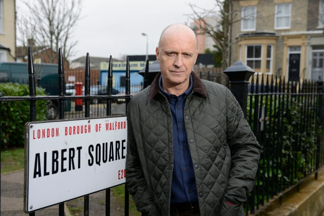 Paul Usher as Danny Hardcastle in EastEnders