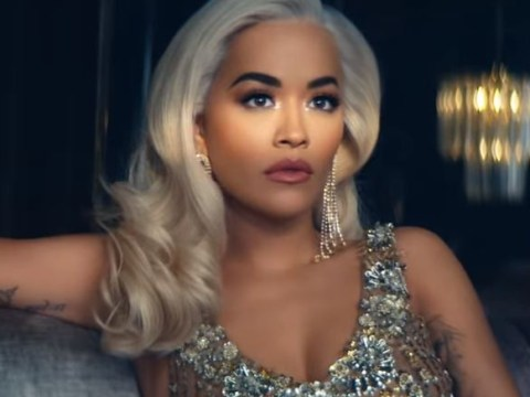 Rita Ora channels Britney Spears as she shows downfall of fame in Only Want You video