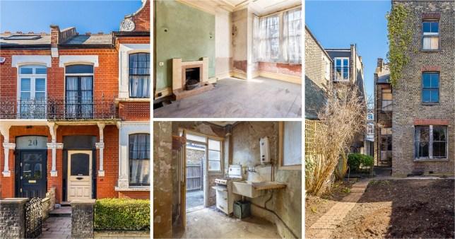 Savills home for sale at £1.8 million