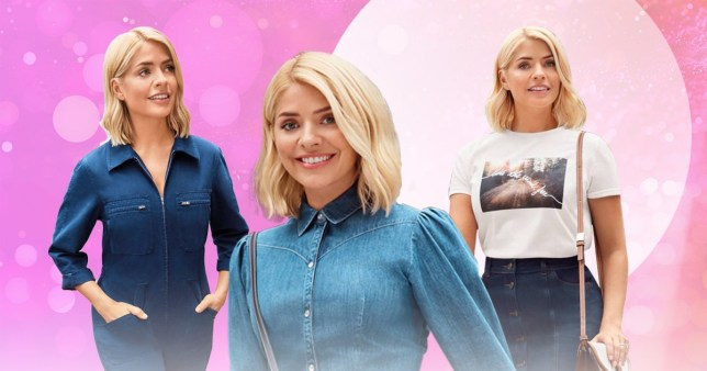 Everyone wants Holly Willoughby's M&S t-shirt from her chic new denim range