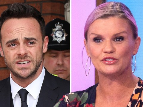 Kerry Katona slams double standards as Ant McPartlin 'wins awards after driving a car p****d up'