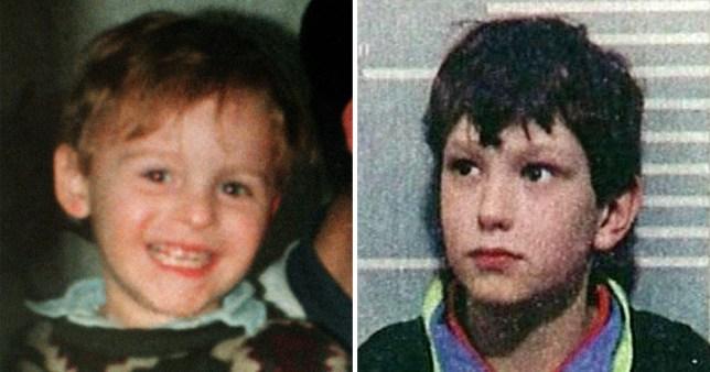 Jon Venables given secret identity for killing James Bulger