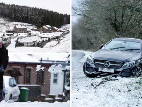 Storm Freya chaos caused by 80mph winds and snow