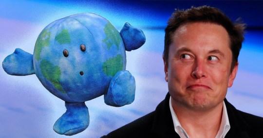 Elon Musk's SpaceX causes huge bump in sales of cuddly Earth teddies