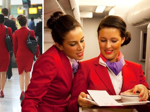 Women who work for Virgin Atlantic won't be made to wear makeup anymore