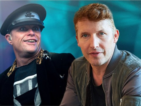 James Blunt reveals 'moving' Keith Flint encounter when shunned by Noel Gallagher and Paul Weller