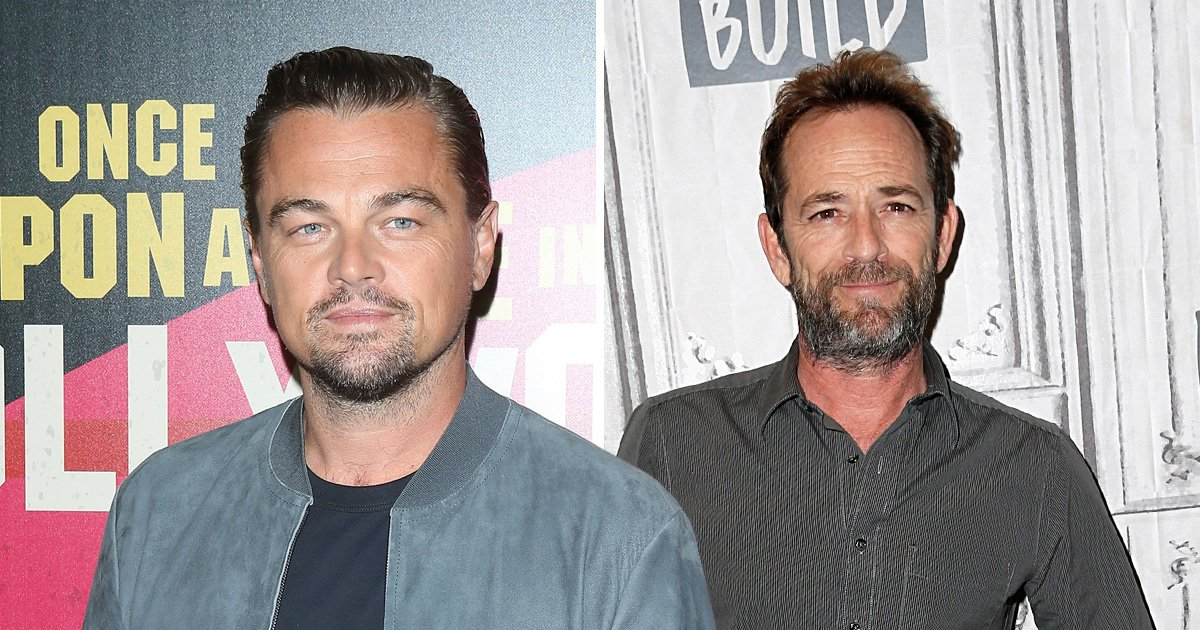 Leonardo DiCaprio says he is 'honoured' to have worked with Luke Perry in new movie Once Upon A Time