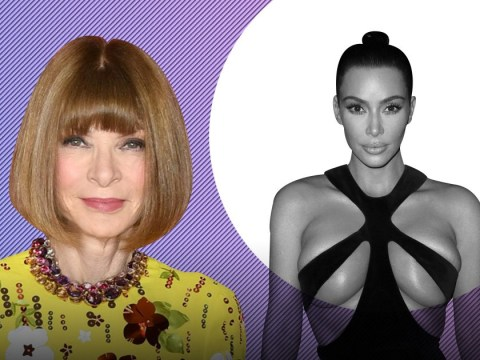 Anna Wintour low-key shades Kim Kardashian by praising her for 'covering up' these days