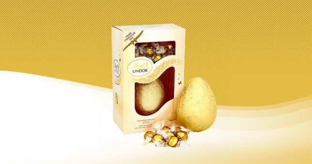 Controversially, a white chocolate easter egg has been voted the best this year
