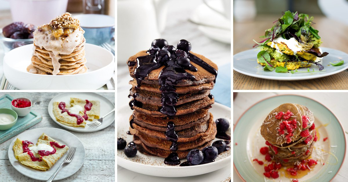 Pancake Day 2019: The best savoury and sweet vegan recipes for Shrove Tuesday