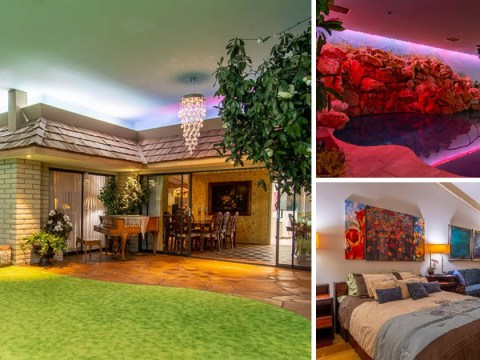 Get ready for the apocalypse in style in this Las Vegas bomb shelter mansion