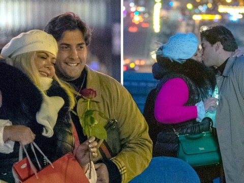 Gemma Collins and Arg pack on PDA in Paris after cruel fat-shaming texts but no forgiveness for Jason Gardiner