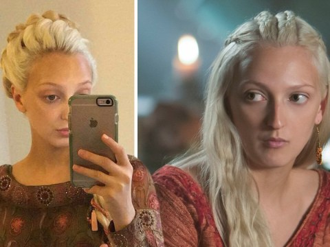 Vikings star Georgia Hirst teases Torvi will become queen in season 6 and fans can't cope