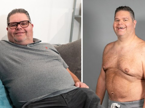 Gogglebox star Jonathan Tapper proudly shows off three stone weight loss following diabetes diagnosis