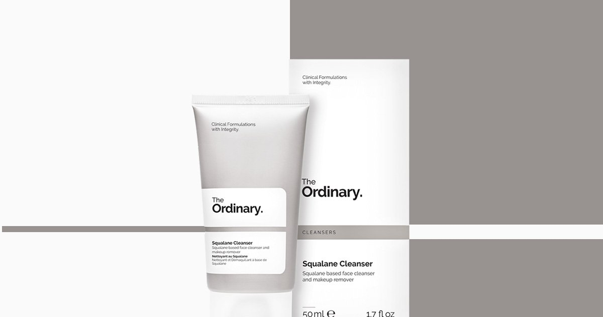The Ordinary's first-ever cleanser has arrived and it's vegan