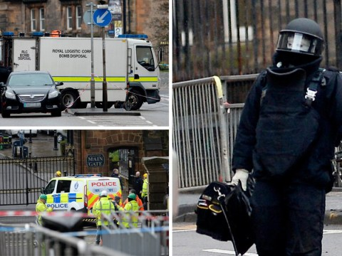 Glasgow University and RBS HQ evacuated after suspicious packages found
