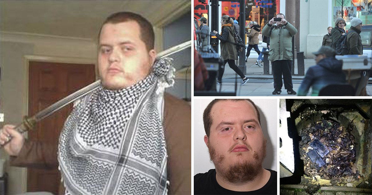 Isis supporter jailed for life for planning 'spectacular' Oxford Street terror attack