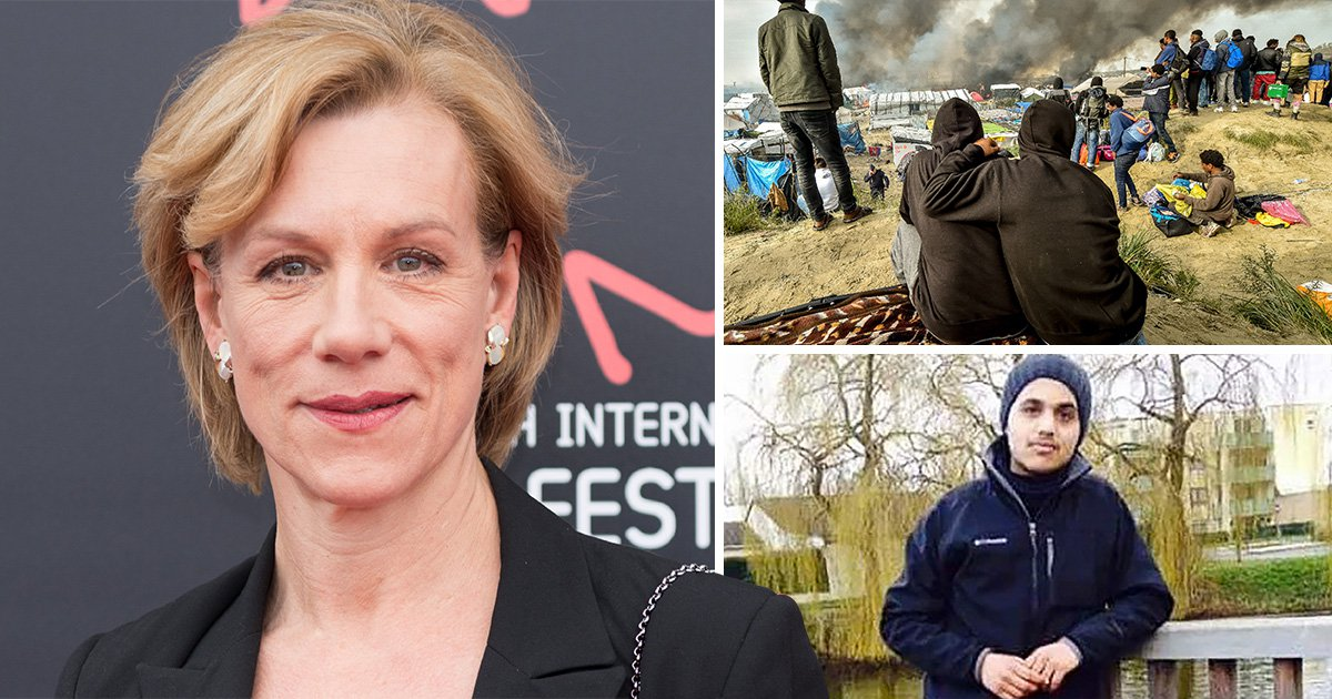 Tragic death of teenage refugee crushed under lorry haunts Juliet Stevenson as actress pleads for UK to welcome families