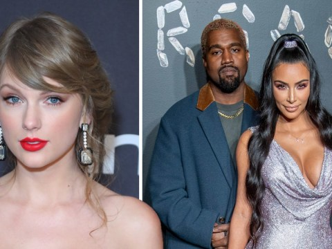 Taylor Swift reignites infamous Kim Kardashian/Kanye West feud, would like an apology