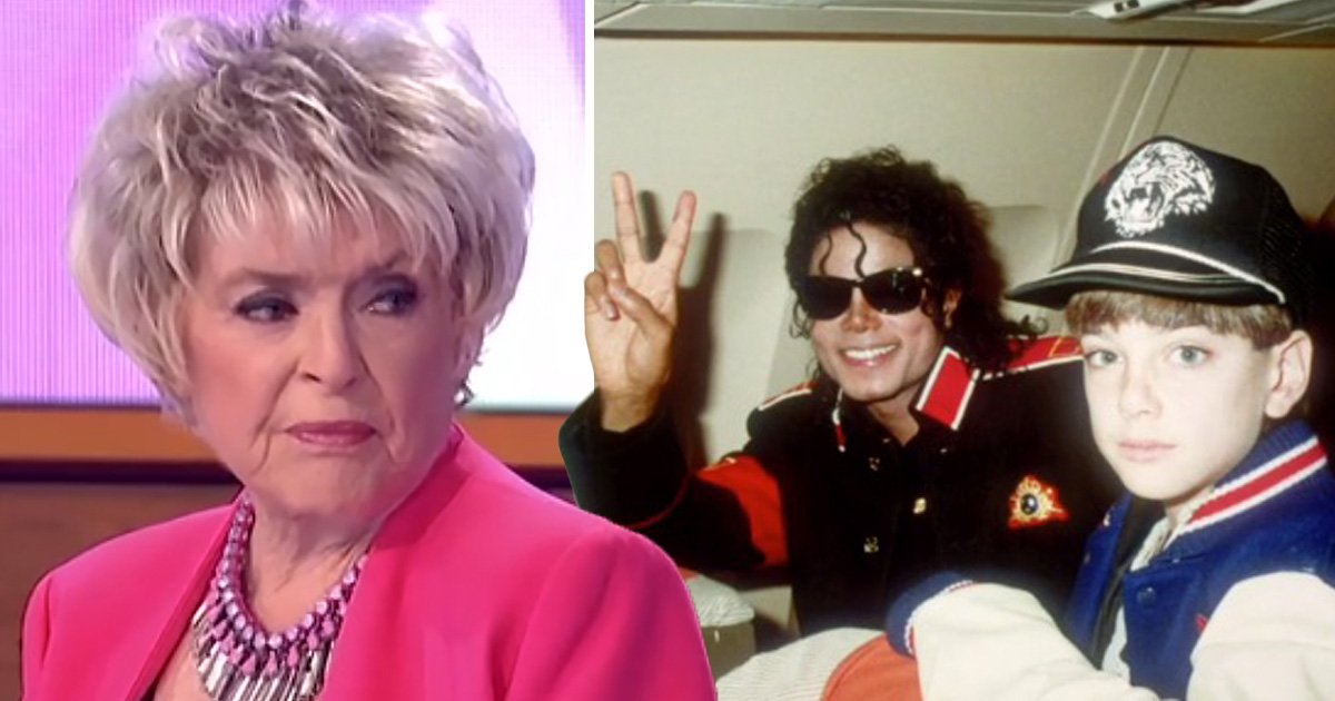 Gloria Hunniford taught why doubting Michael Jackson's accusers in Leaving Neverland is problematic: 'You can't ask that question'