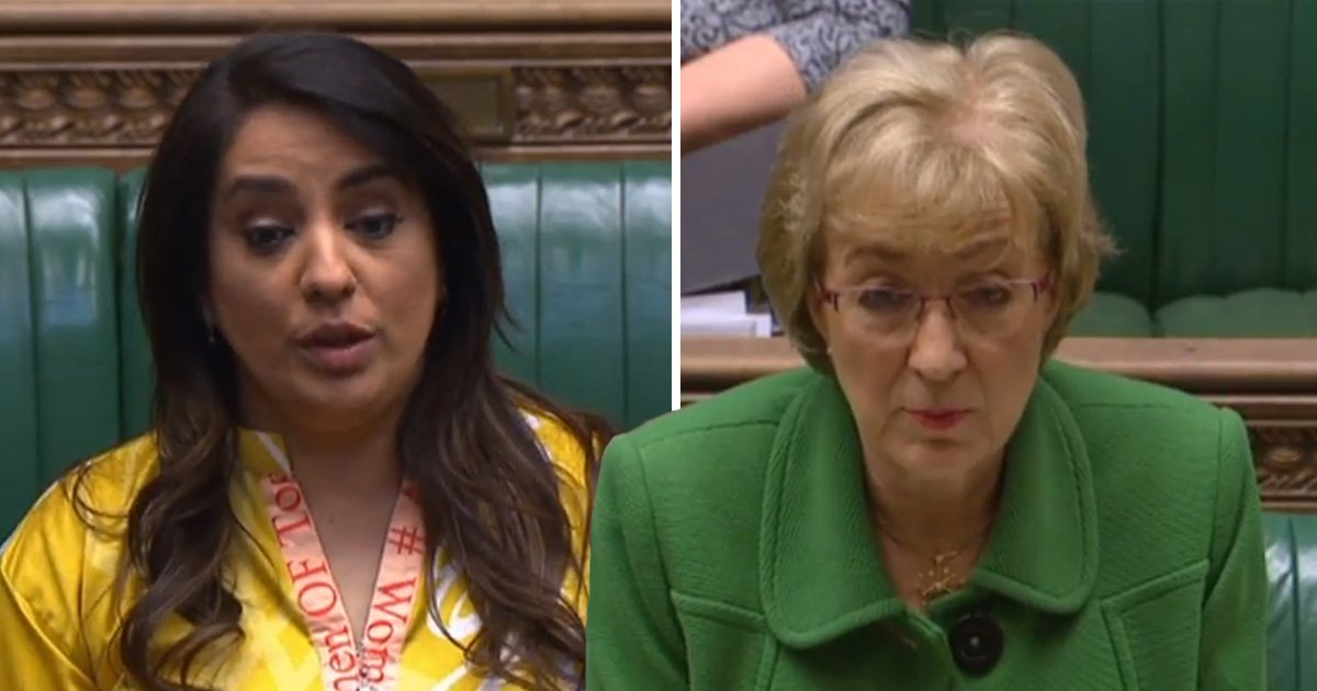 Andrea Leadsom tells Muslim MP to speak to 'foreign office' about 'Islamophobia'