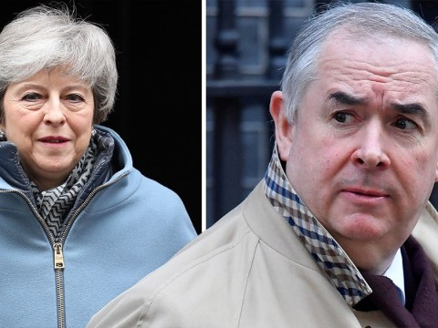 Geoffrey Cox claims EU backstop would 'threaten human rights of people in Northern Ireland'