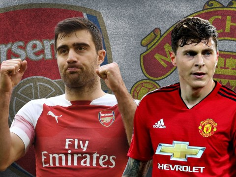 How Sokratis and Victor Lindelof became Arsenal and Man Utd's defensive linchpins