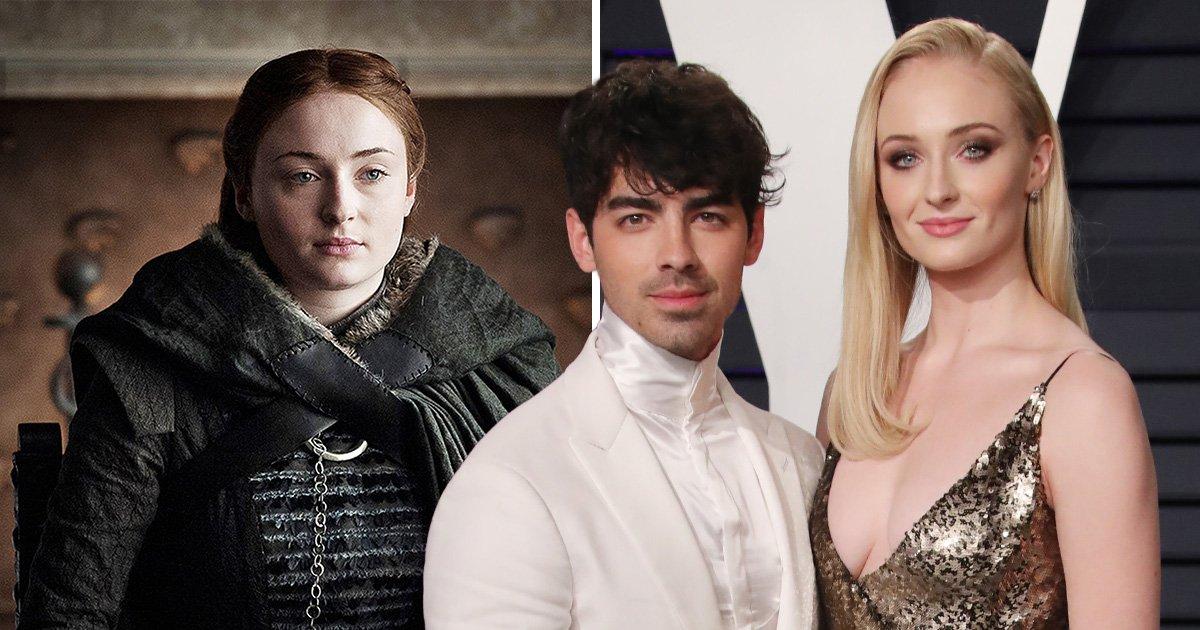 Sophie Turner has ruined the ending of Game Of Thrones for fiance Joe Jonas