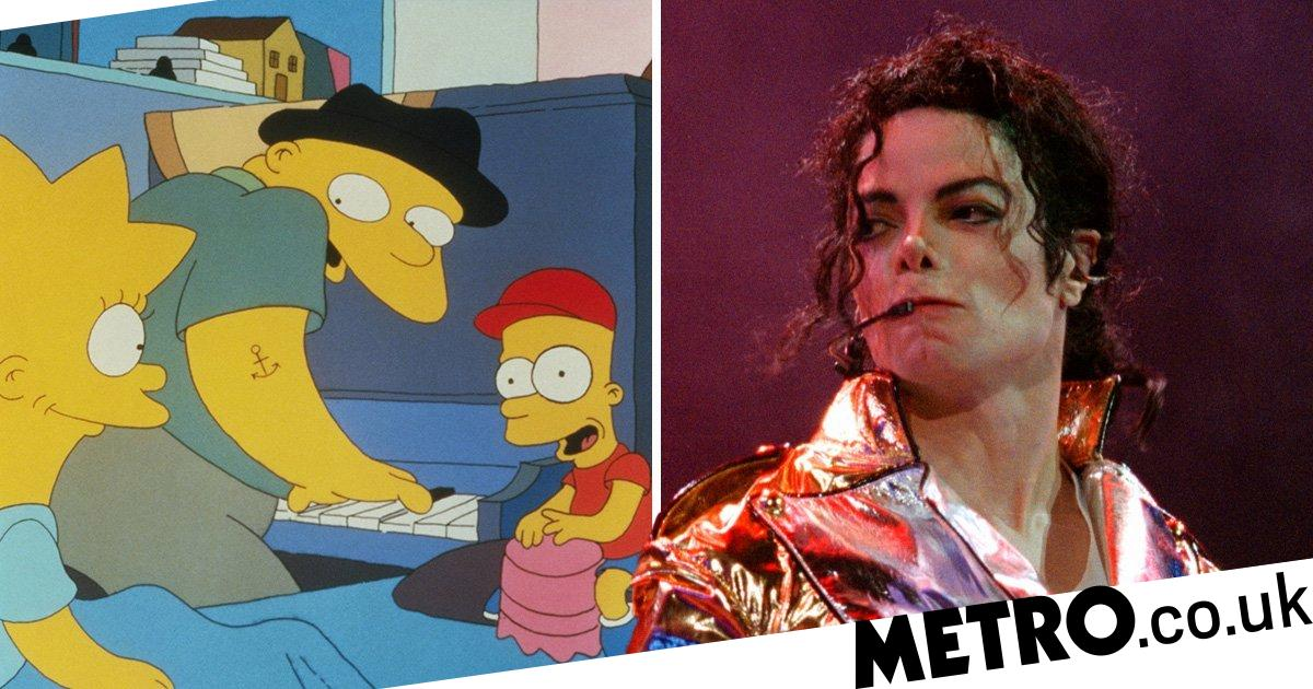 The Simpsons episode starring Michael Jackson missing from Disney+ library