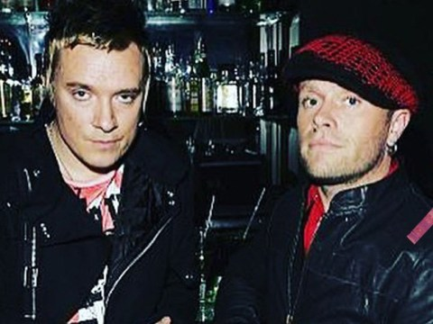 The Prodigy pay tribute to 'brother' Keith Flint with poignant picture in wake of his death