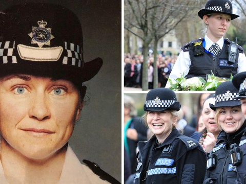 How I went from being called 'plonk' to top cop and helped other women along the way