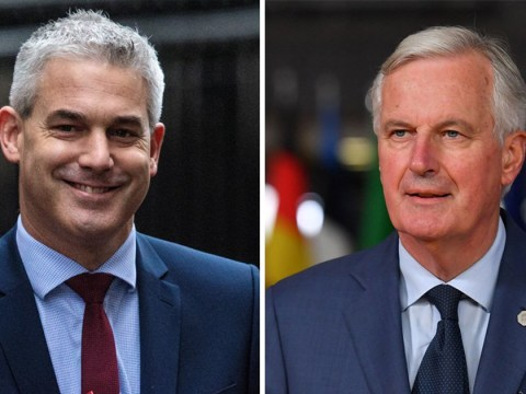 Fresh Brexit setback as UK accuses EU of trying to 'rerun old arguments'