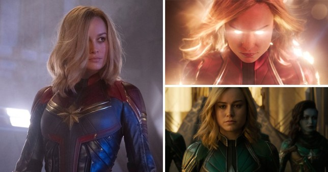What Captain Marvel changed from the comics