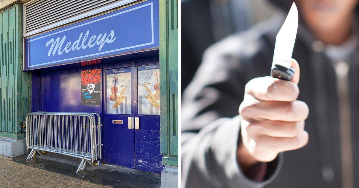 Three men stabbed in Birmingham nightclub attack
