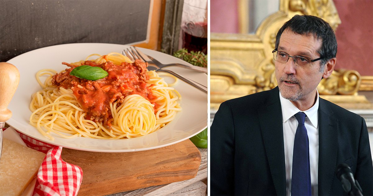 Spaghetti bolognese does not exist, says fed-up Mayor of Bologna