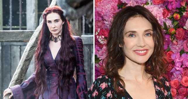 Game Of Thrones Melisandre Actress Doesnt Want To Know How