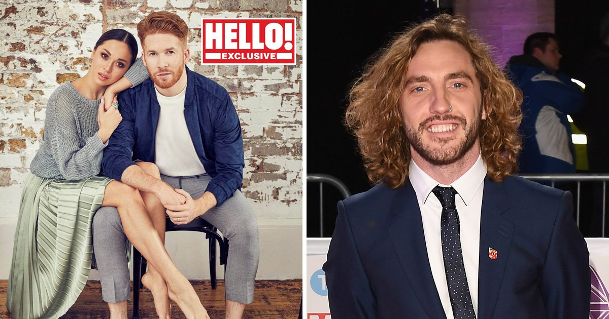 Neil Jones was the one doing the comforting after wife Katya's kiss with Seann Walsh: 'People make mistakes'