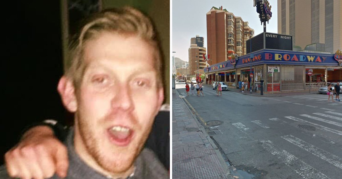 Man killed on Benidorm stag-do was 'taken too soon' as police continue hunt for Brits