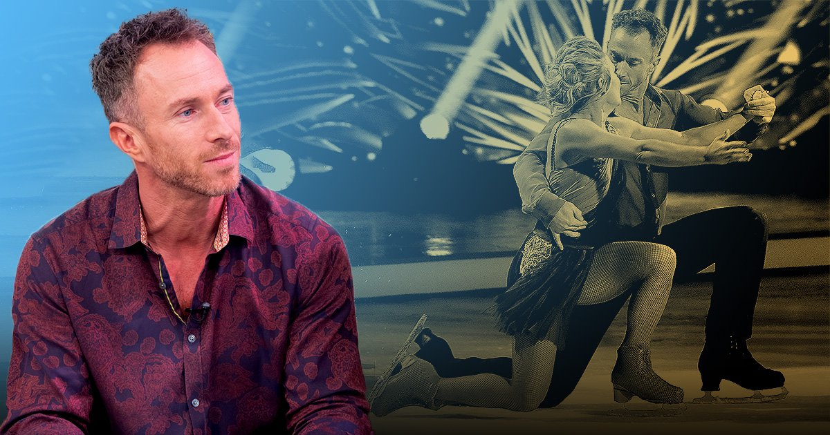Dancing On Ice star James Jordan tried to quit day before final after shoulder injury left him in 'agony'