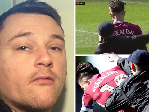 Birmingham fan who punched Jack Grealish during Aston Villa match 'did it as a joke'