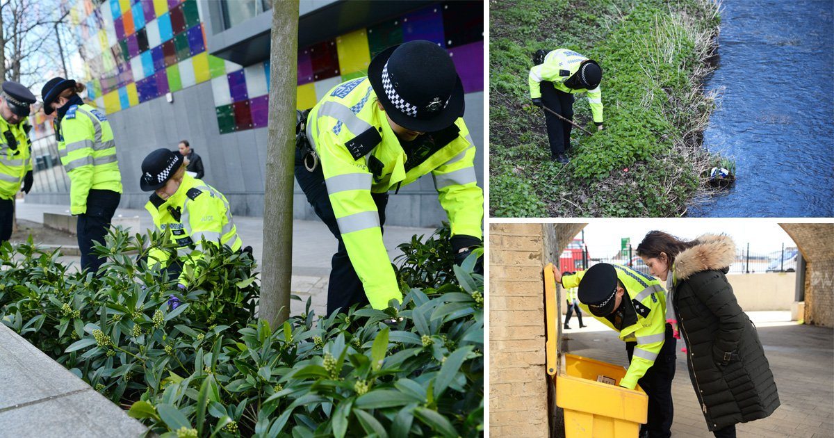 Operation Sceptre launched to fight knife crime 'crisis' across UK