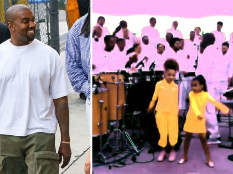 Has Kanye West started Hollywood's hippest new church? Inside the mystery 'Sunday Service'